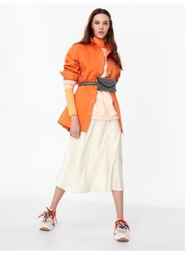 Twist Ceket Oranj